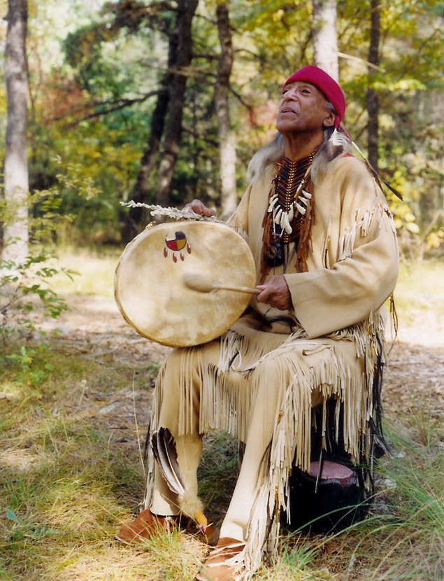 Kenneth Little Hawk - Native American Speaker, Storyteller